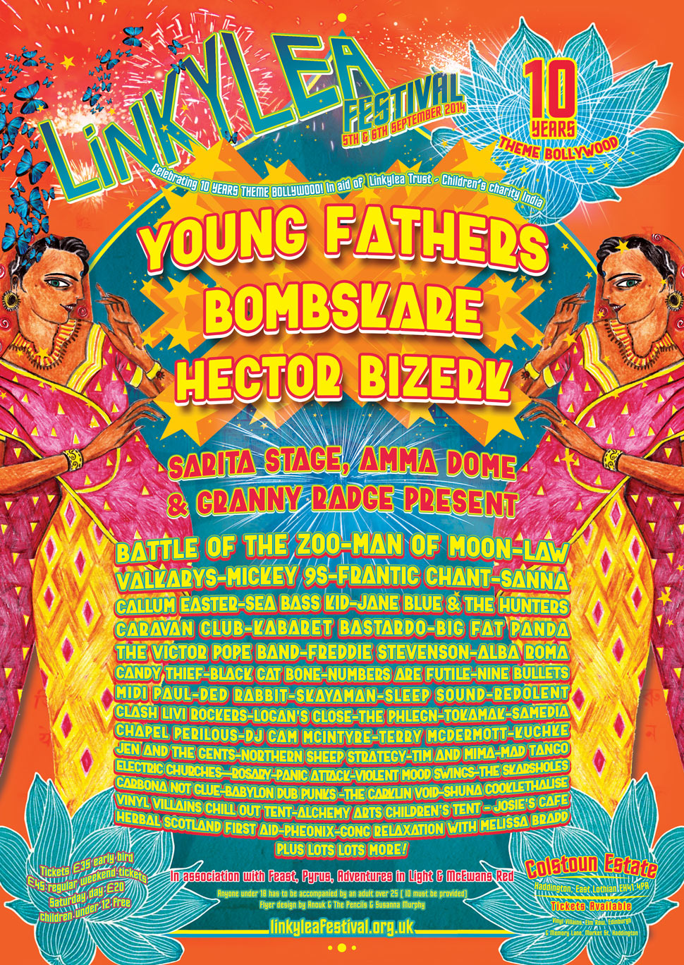 Linkylea 2014   Mumble Festivals