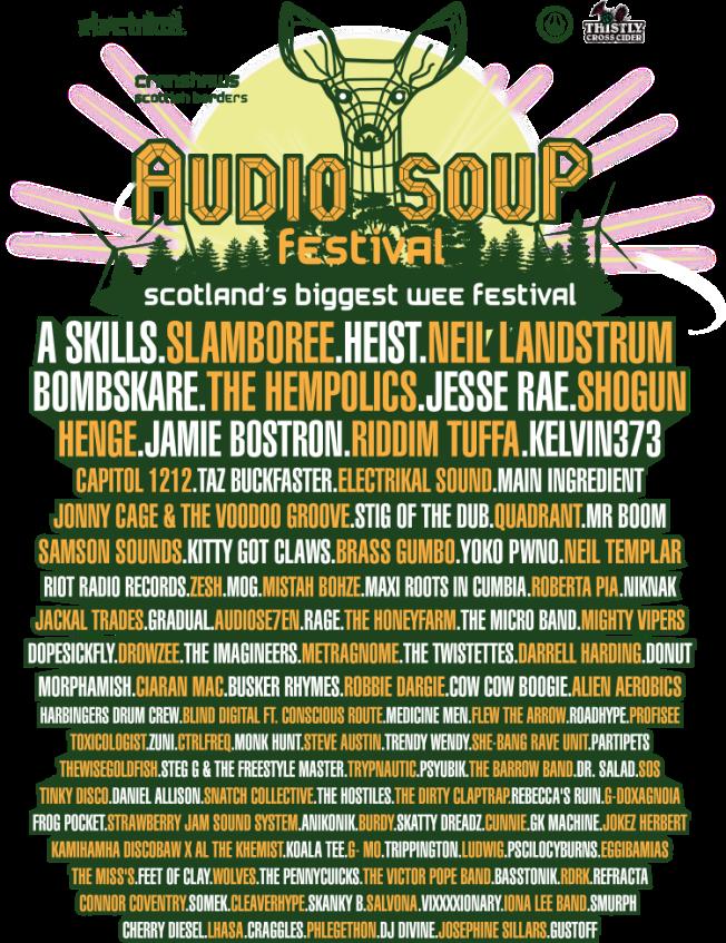 big soup banner